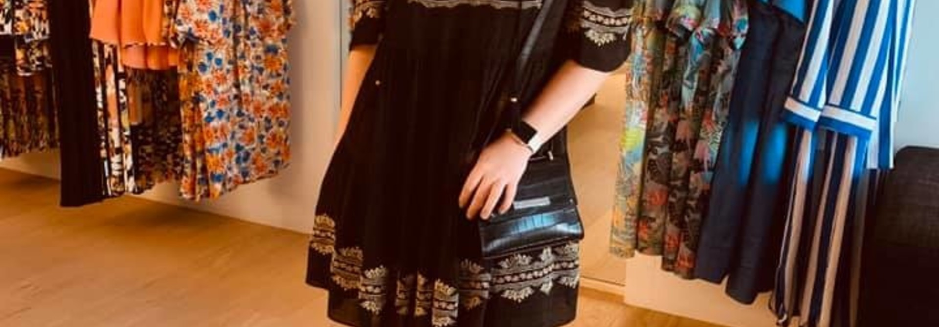 Noeva short dress Vanessa Bruno