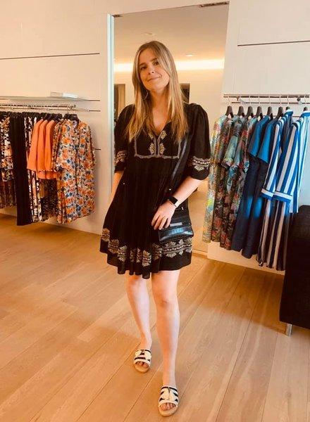 Vanessa Bruno Noeva short dress Vanessa Bruno