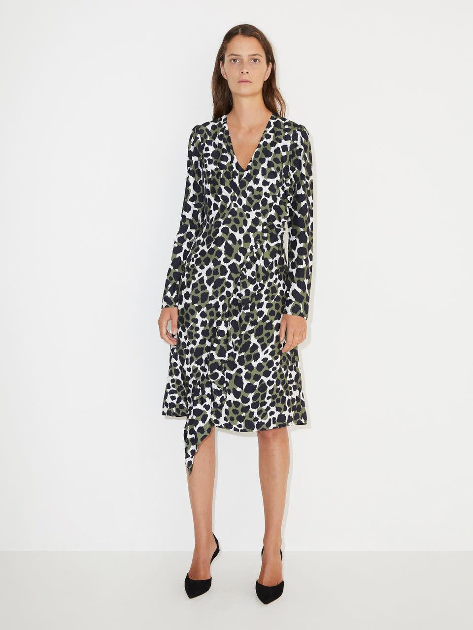 ORIXT jurk By Malene Birger-2