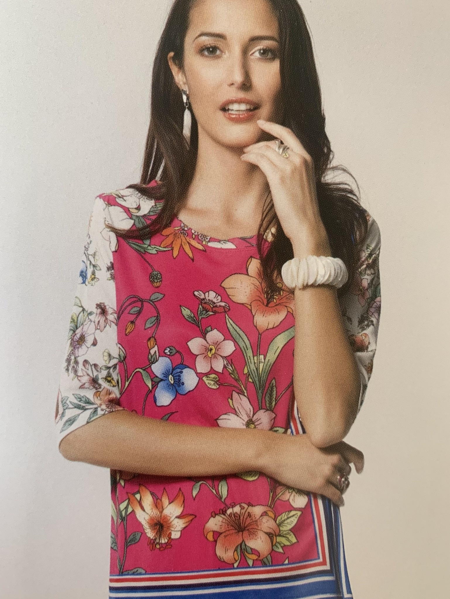 blouse stizzoli 213015-1
