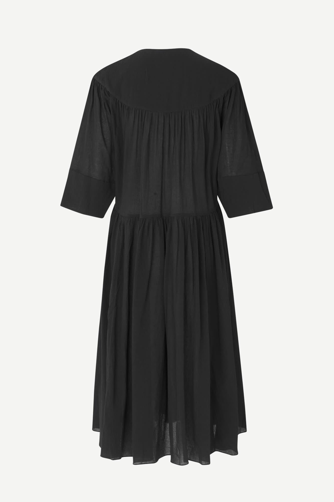 Karol long dress Samsoe-1