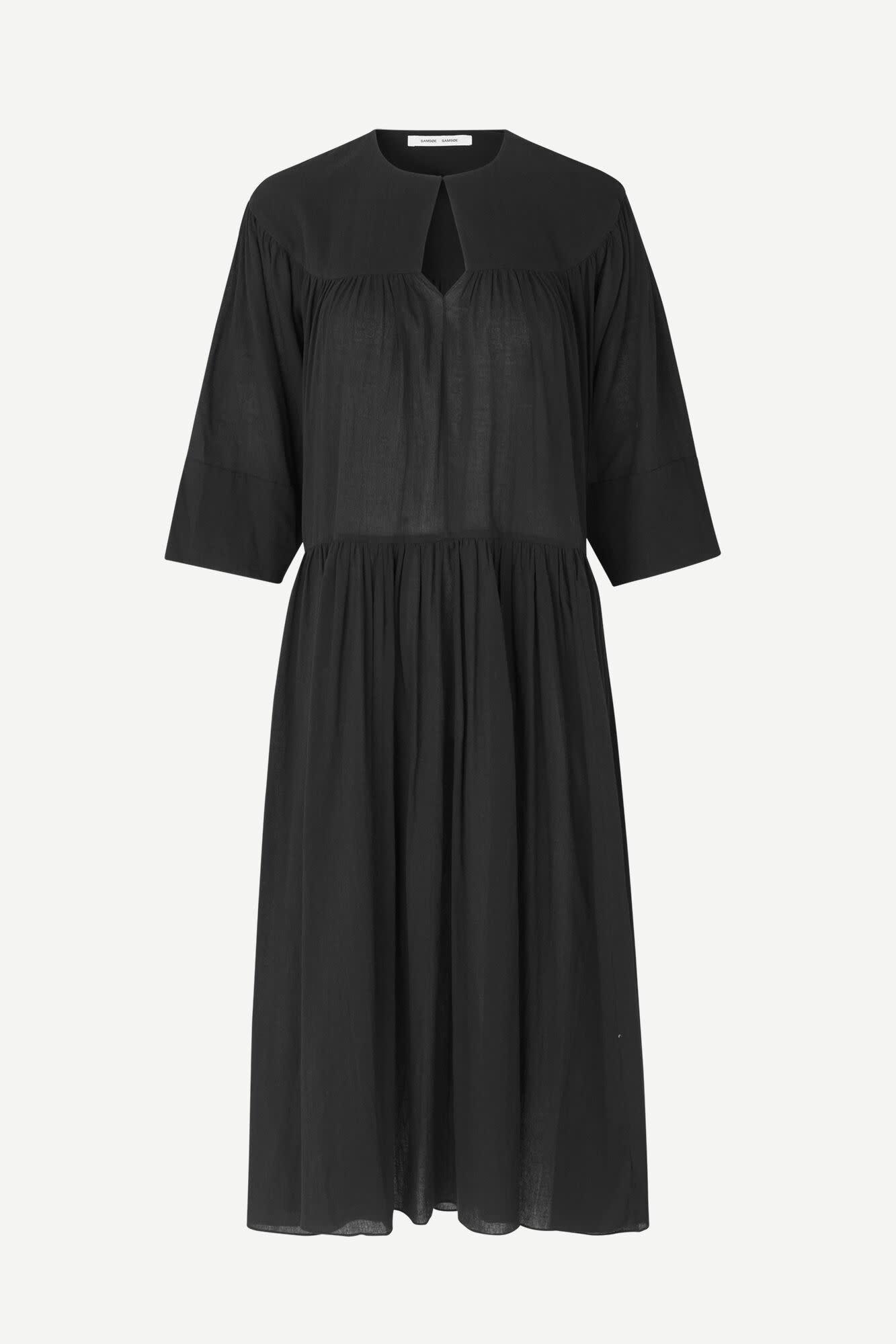 Karol long dress Samsoe-2