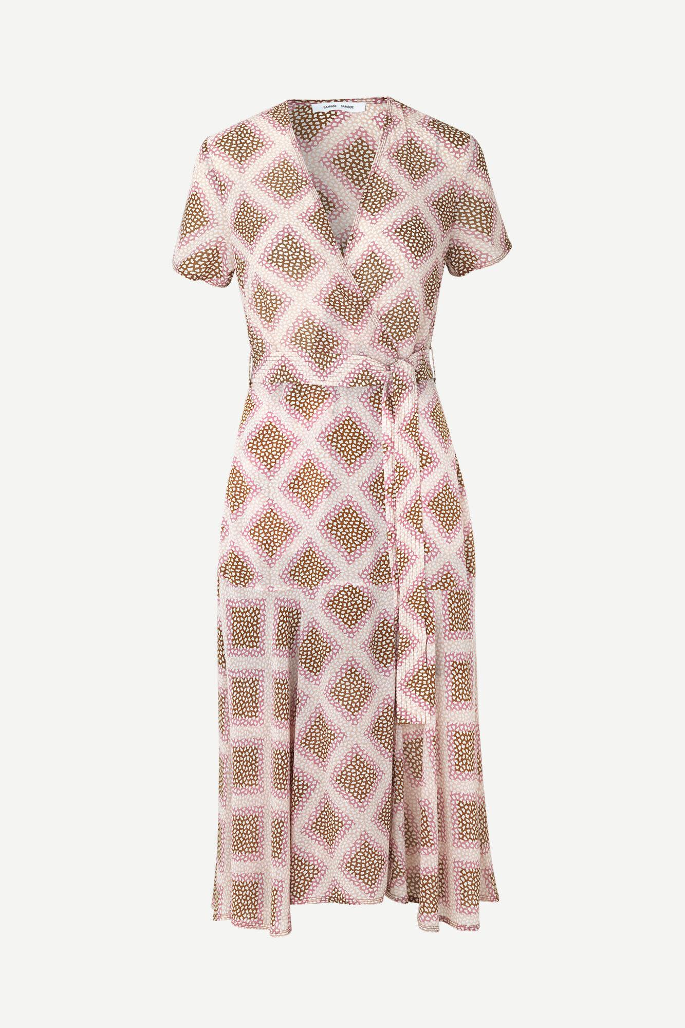 Klea long dress samsoe-1
