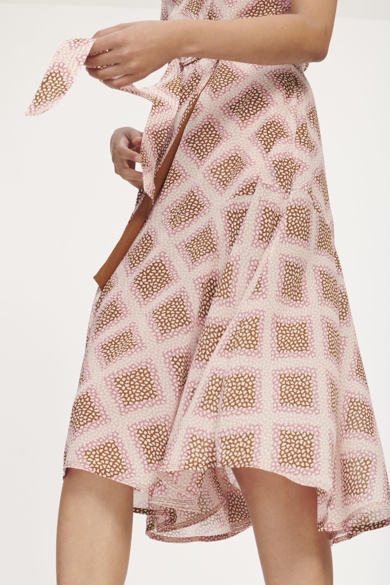 Klea long dress samsoe-2