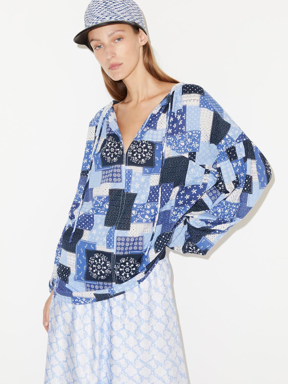 Kyra blouse by malene birger-1