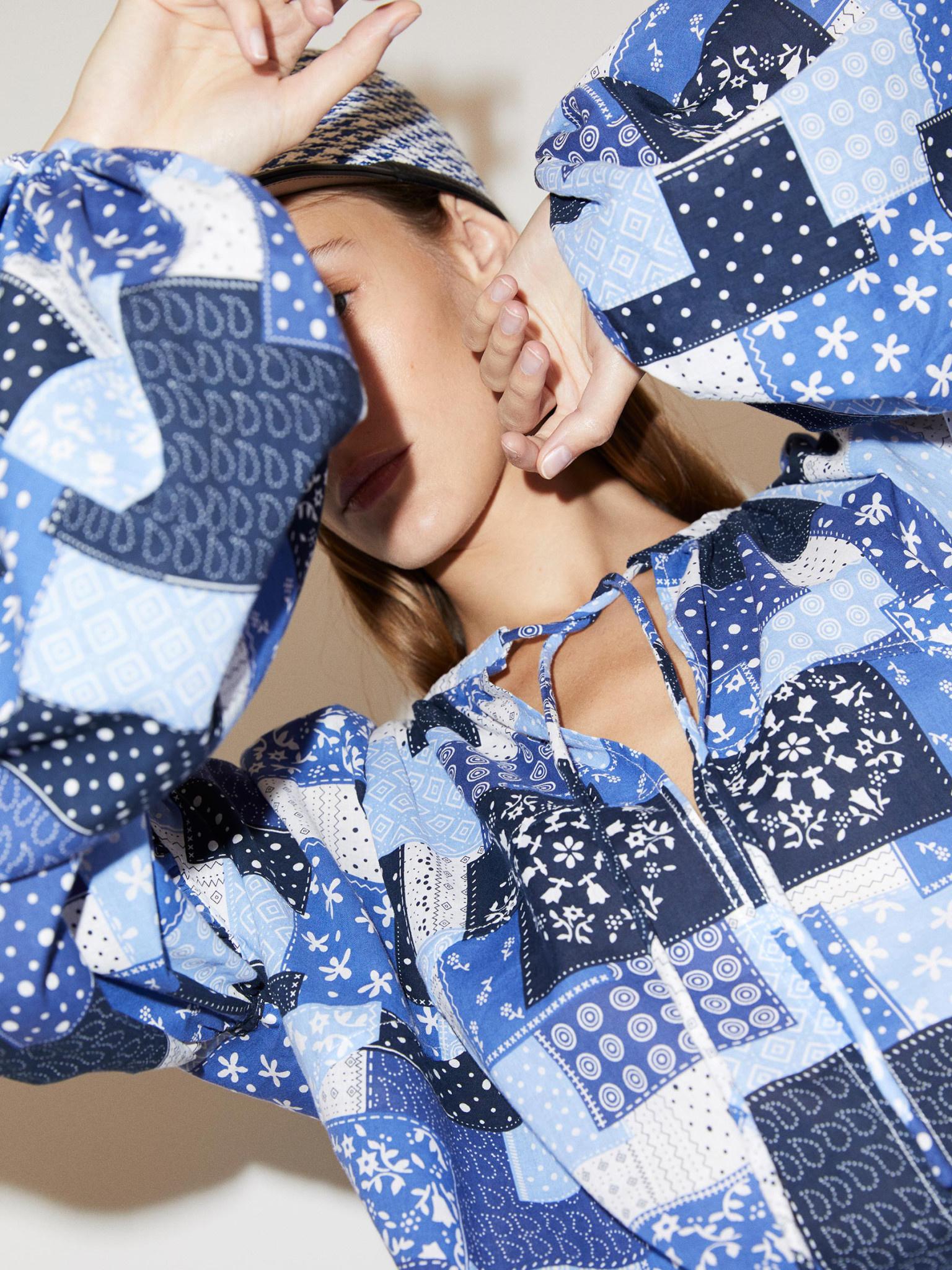 Kyra blouse by malene birger-2