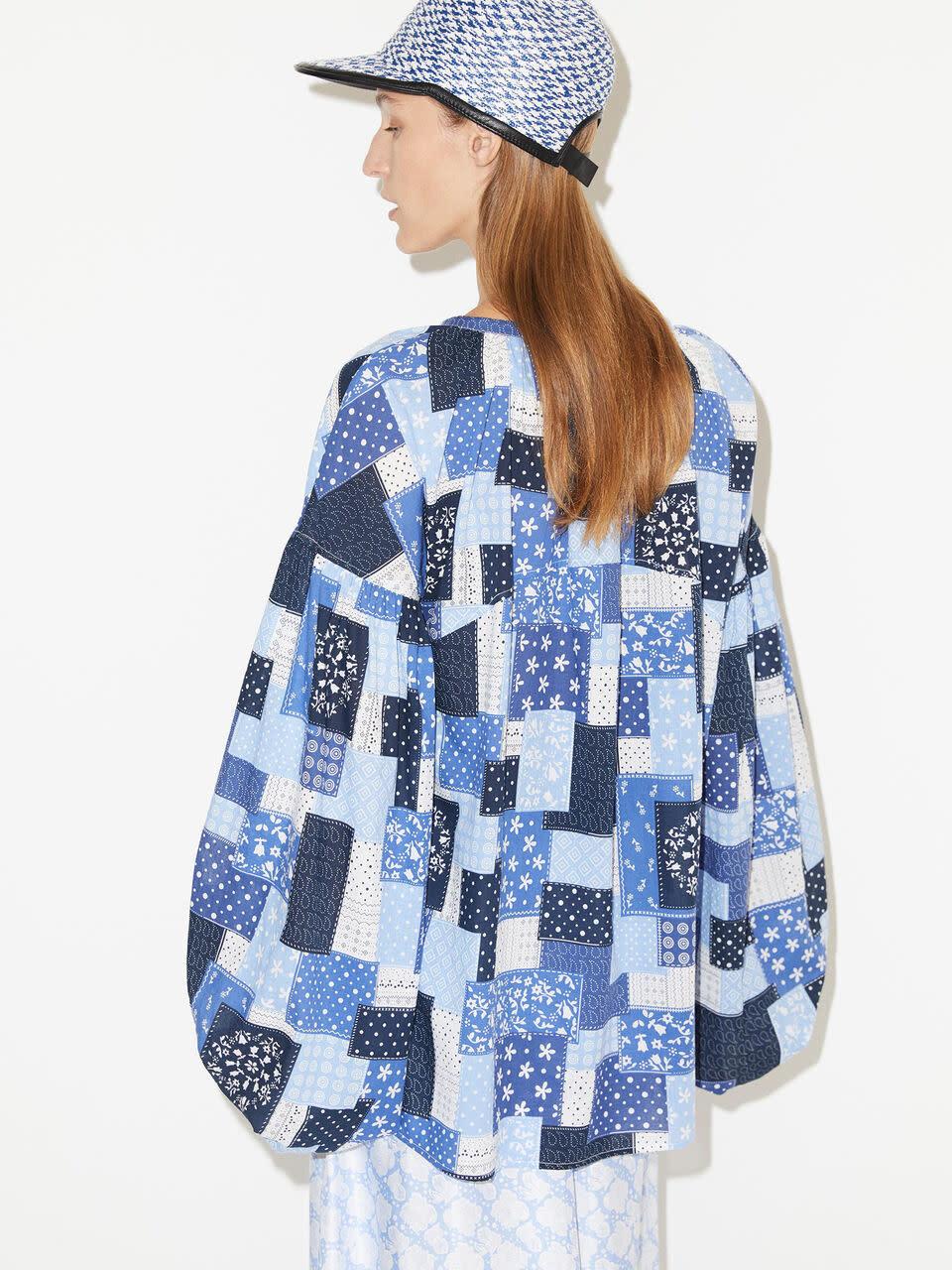 Kyra blouse by malene birger-4