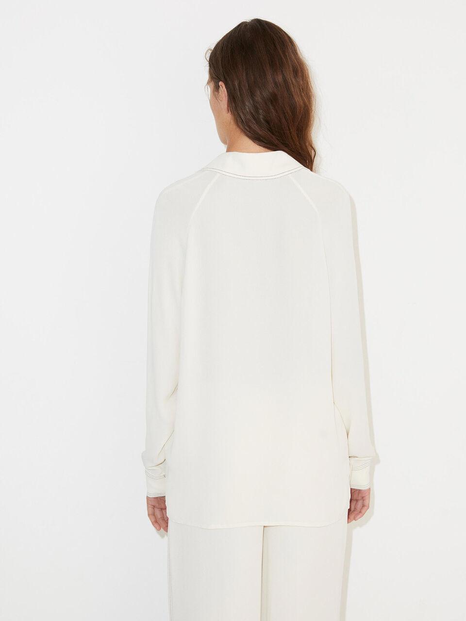 Oliviaa blouse By Malene birger-2