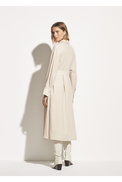 Belted shirt dress Vince