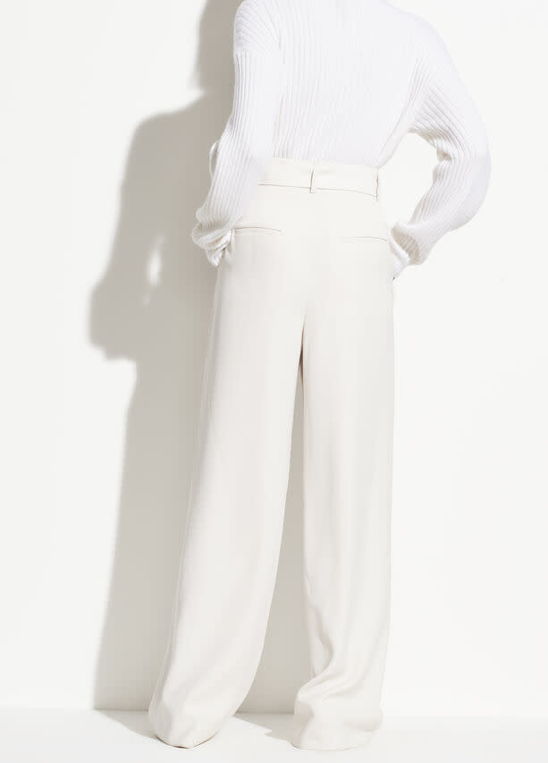 Belted wide leg Pants Vince-3