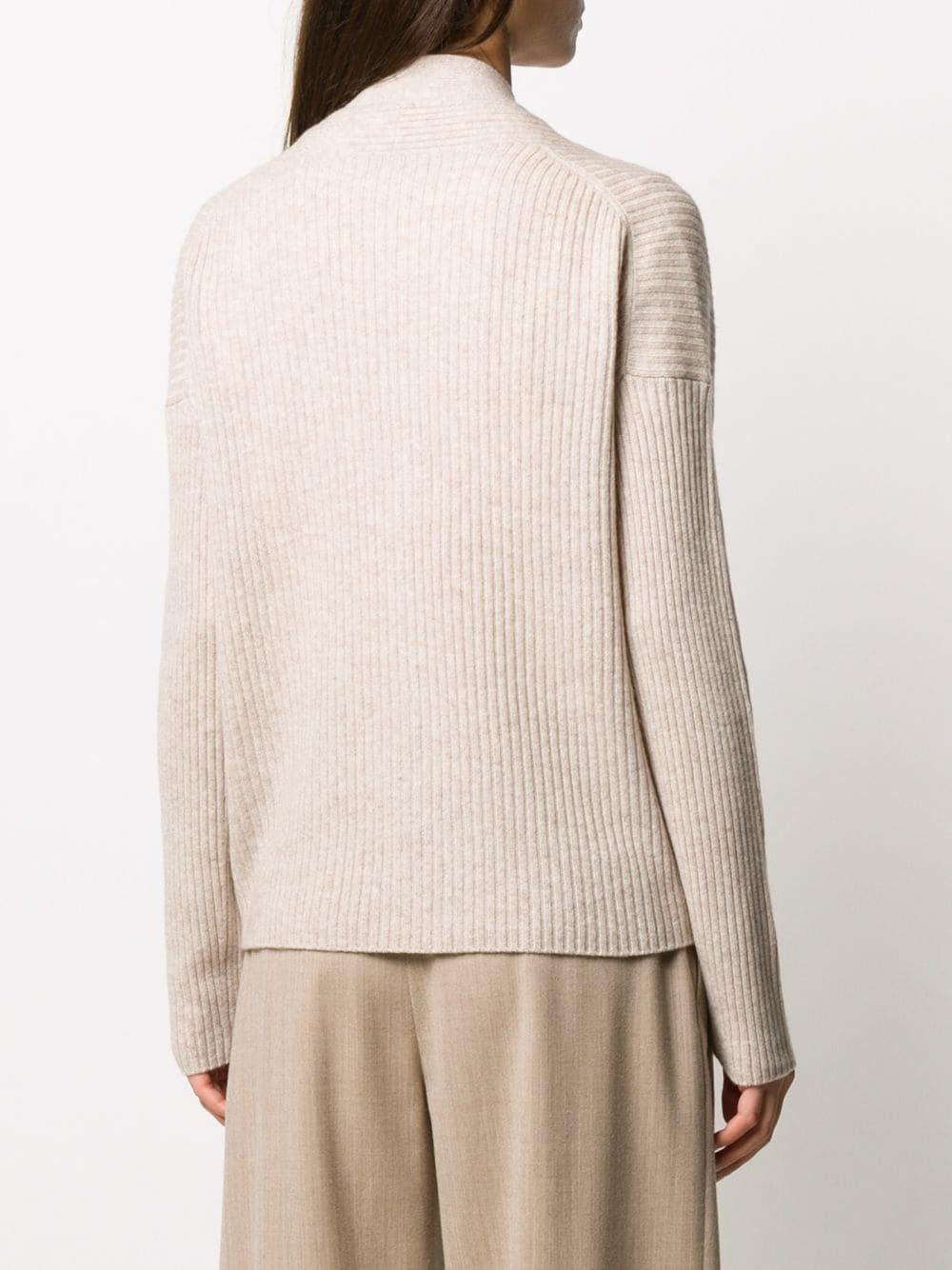 Ribbed cardigan Vince-2