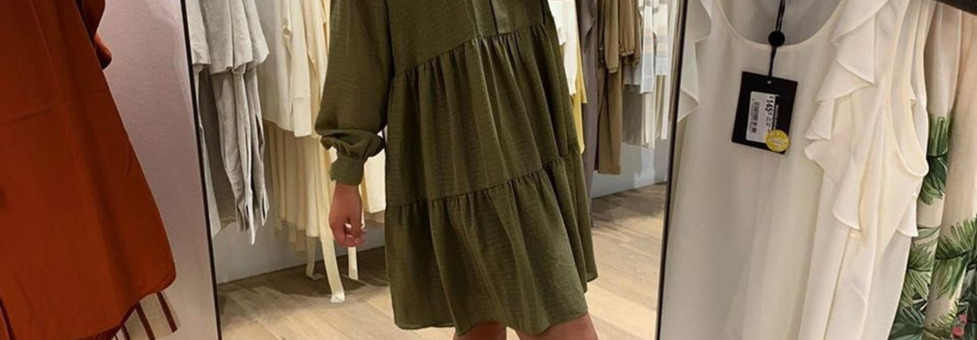 Margot shirt dress Samsoe Samsoe