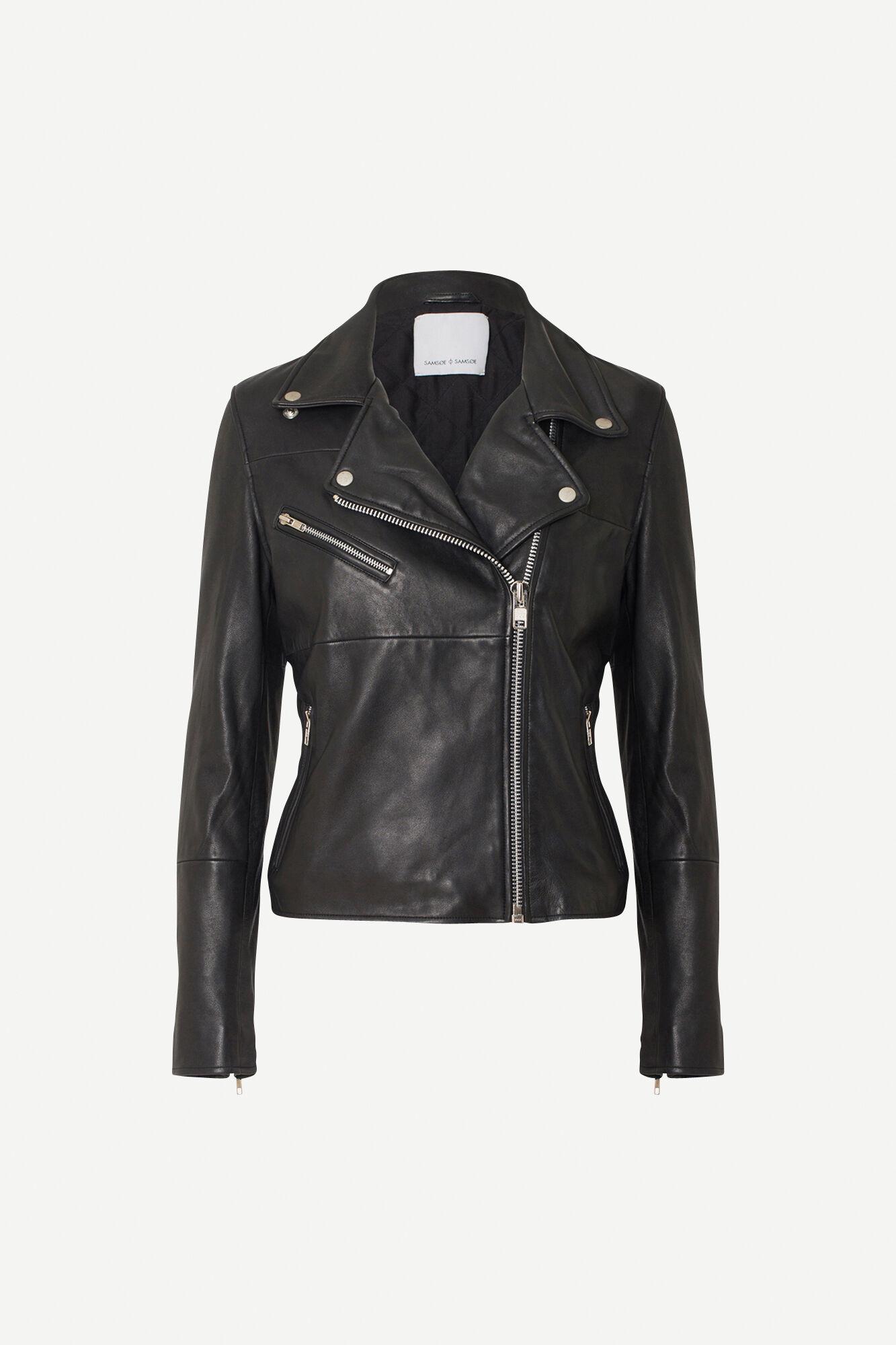 tautou leather jacket samsoe samsoe-1