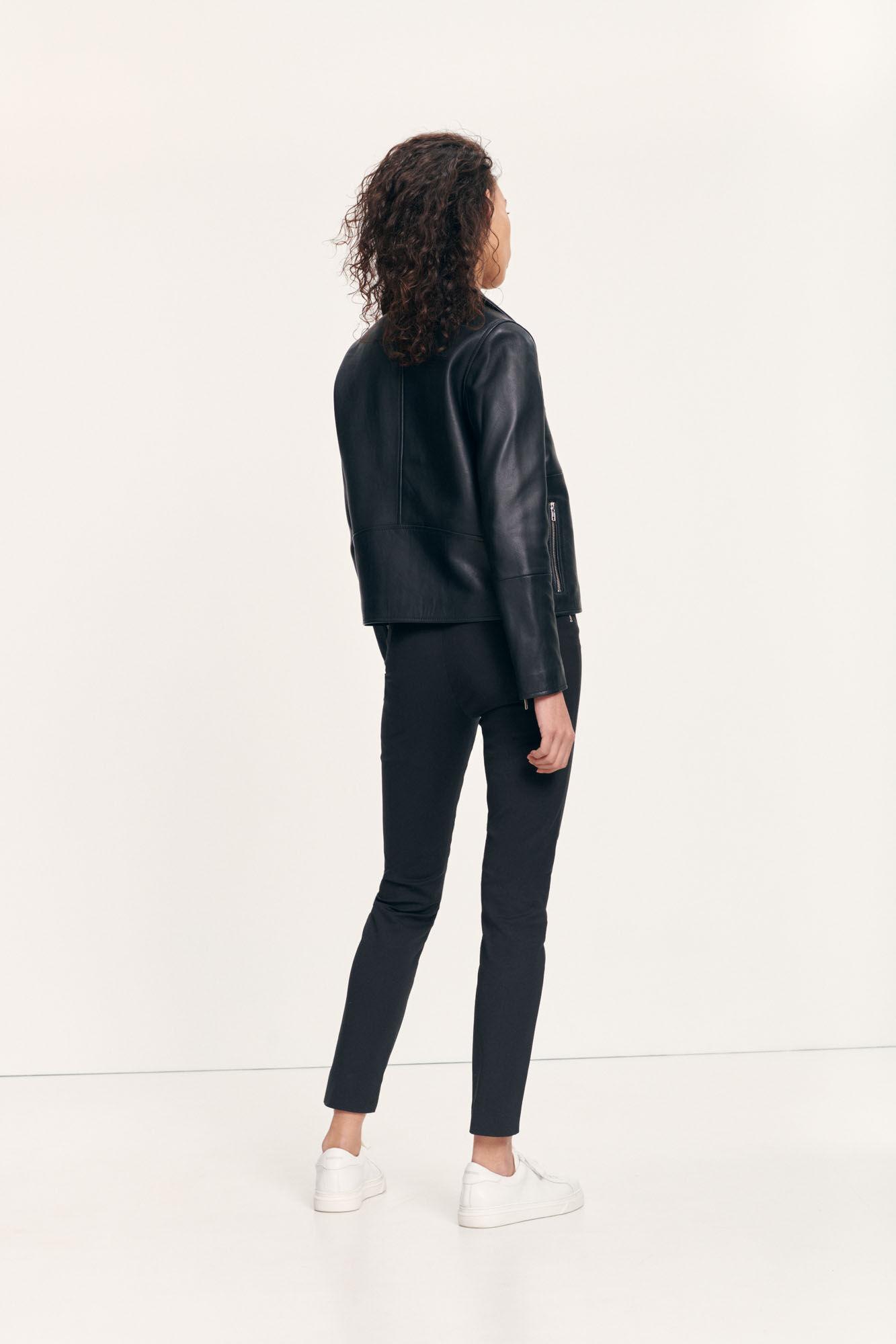 tautou leather jacket samsoe samsoe-2