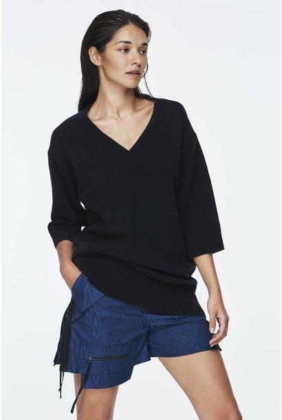 Timeless ease V neck sweater dorothee schumacher