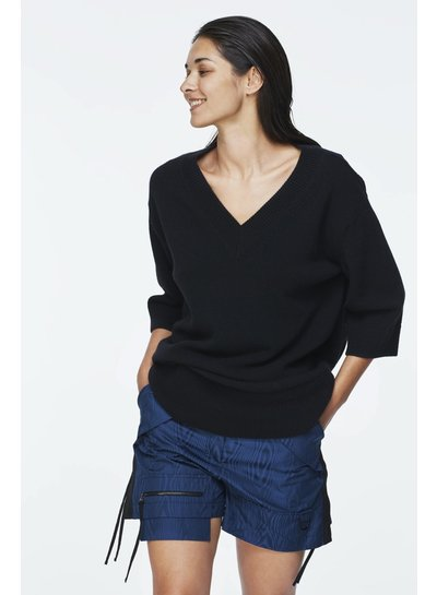 Dorothee Schumacher Timeless ease V neck sweater dorothee schumacher