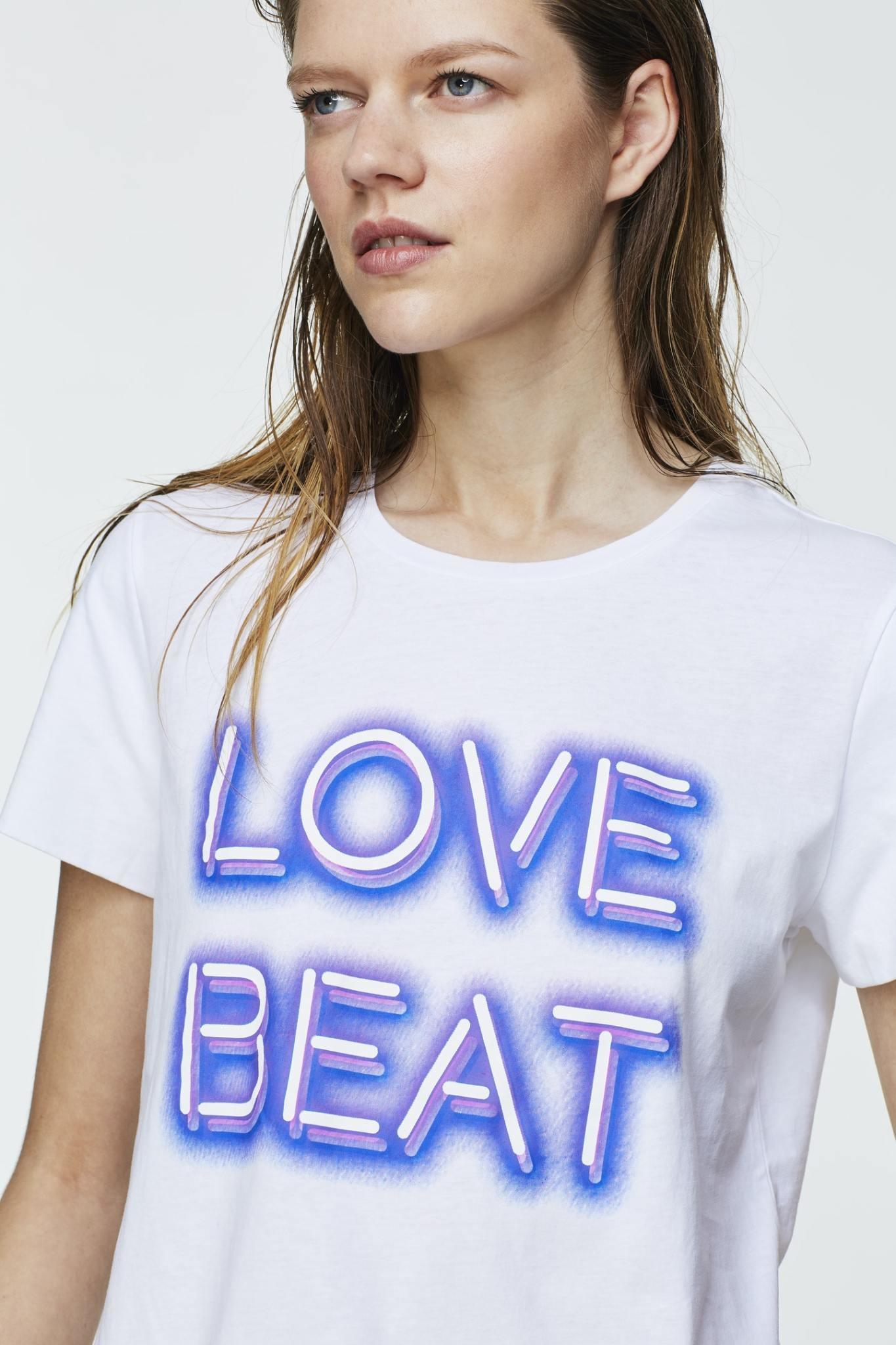 Neon love beat shirt dorothee schumacher-10