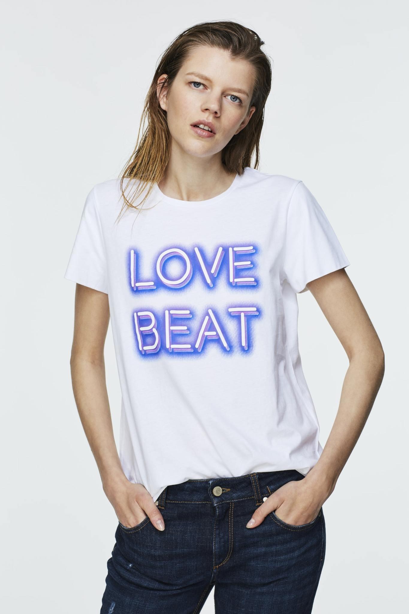 Neon love beat shirt dorothee schumacher-1