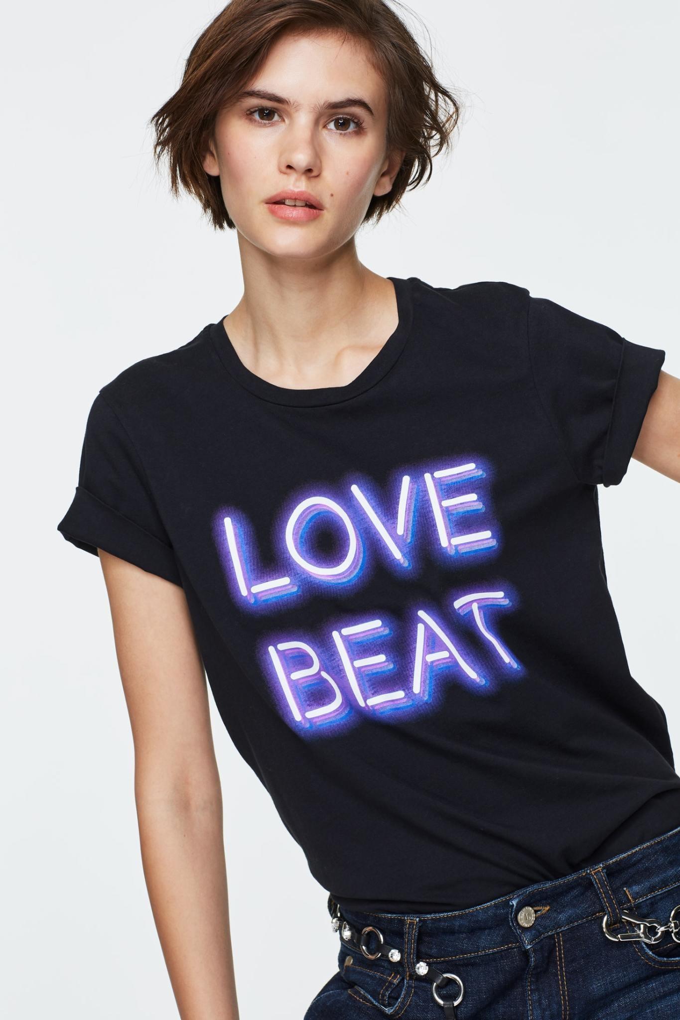 Neon love beat shirt dorothee schumacher-2