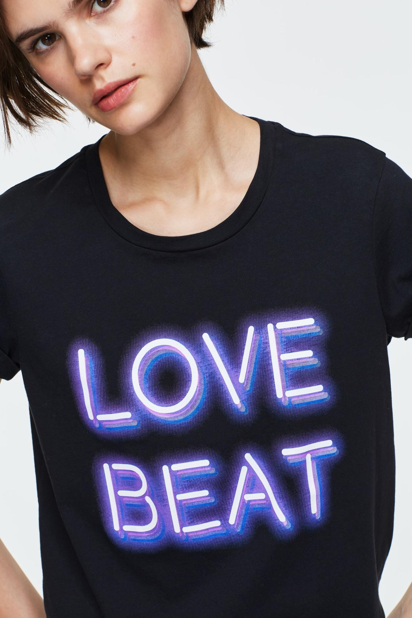 Neon love beat shirt dorothee schumacher-3