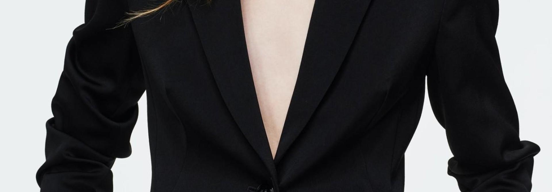 Classy statement jacket dorothee schumacher