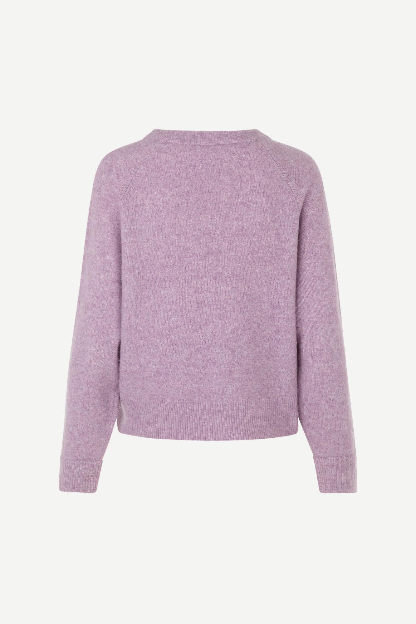 Nor O-neck sweater Samsoe Samsoe-1
