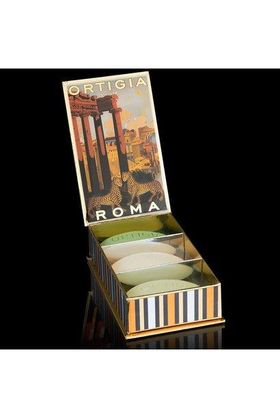 Gift set roma soap 3x40g