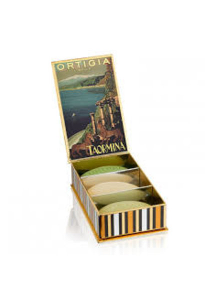 Ortigia Sicilia city Box Taormina