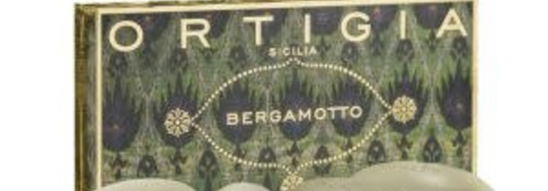 Ortigia Sicilia gift set Bergamotto soap 4x40gr