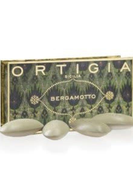 Ortigia Sicilia Ortigia Sicilia gift set Bergamotto soap 4x40gr