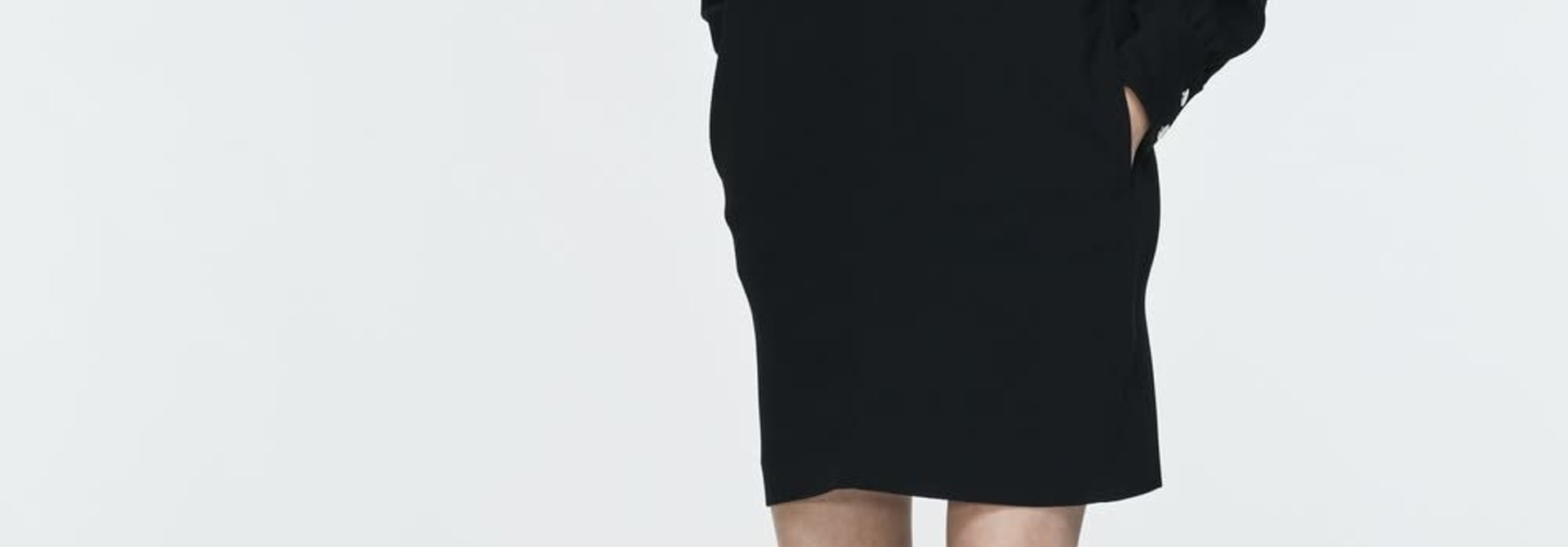 Modern attitude dress dorothee schumacher