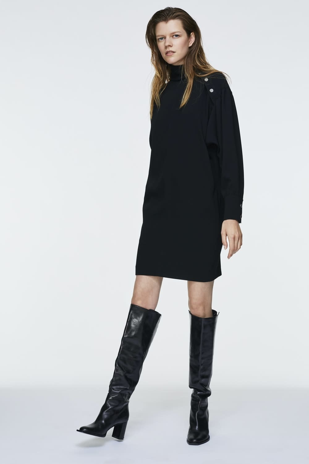 Modern attitude dress dorothee schumacher-2