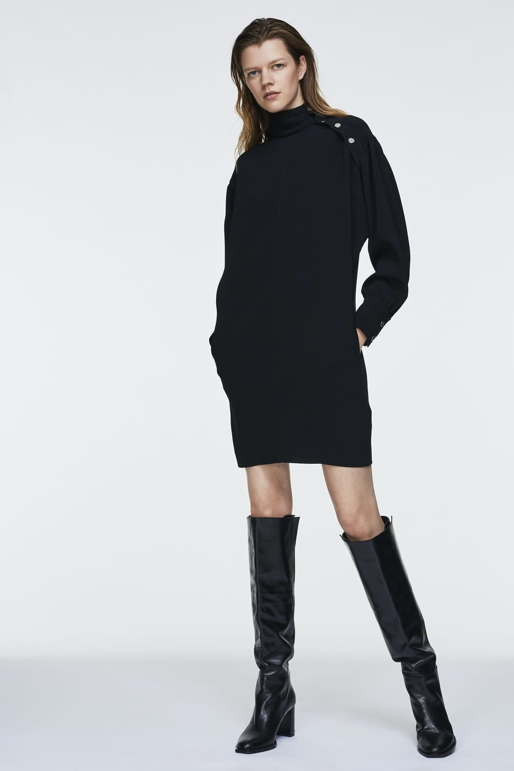Modern attitude dress dorothee schumacher-3