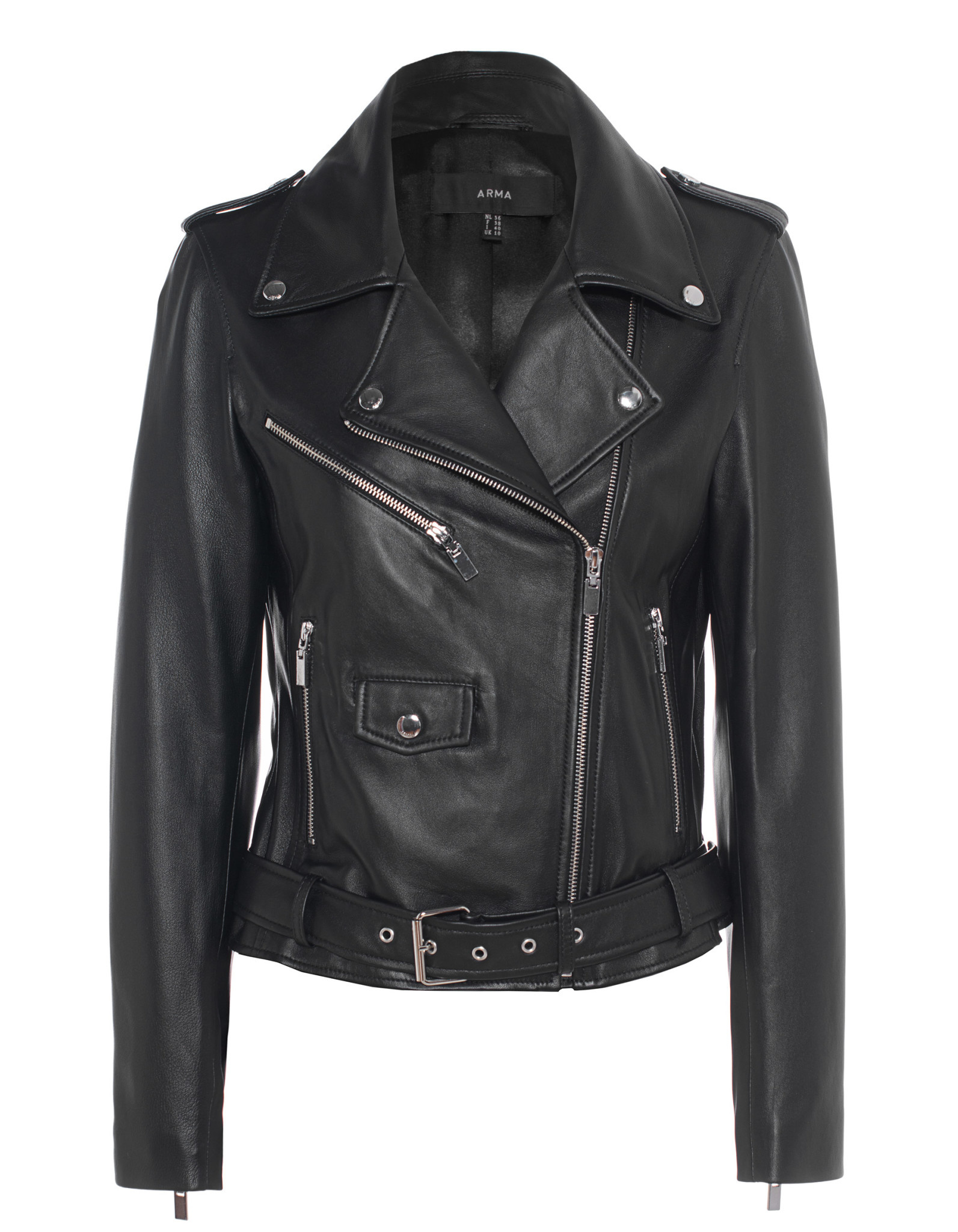Kylie leather jacket arma-3