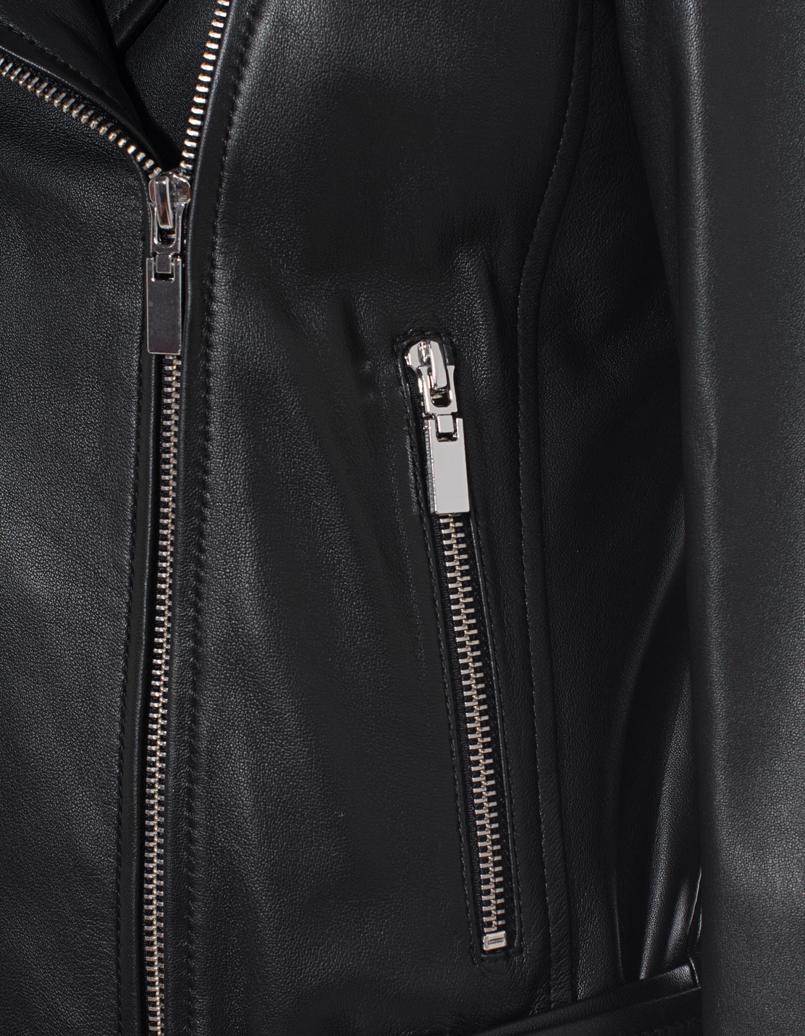 Kylie leather jacket arma-4