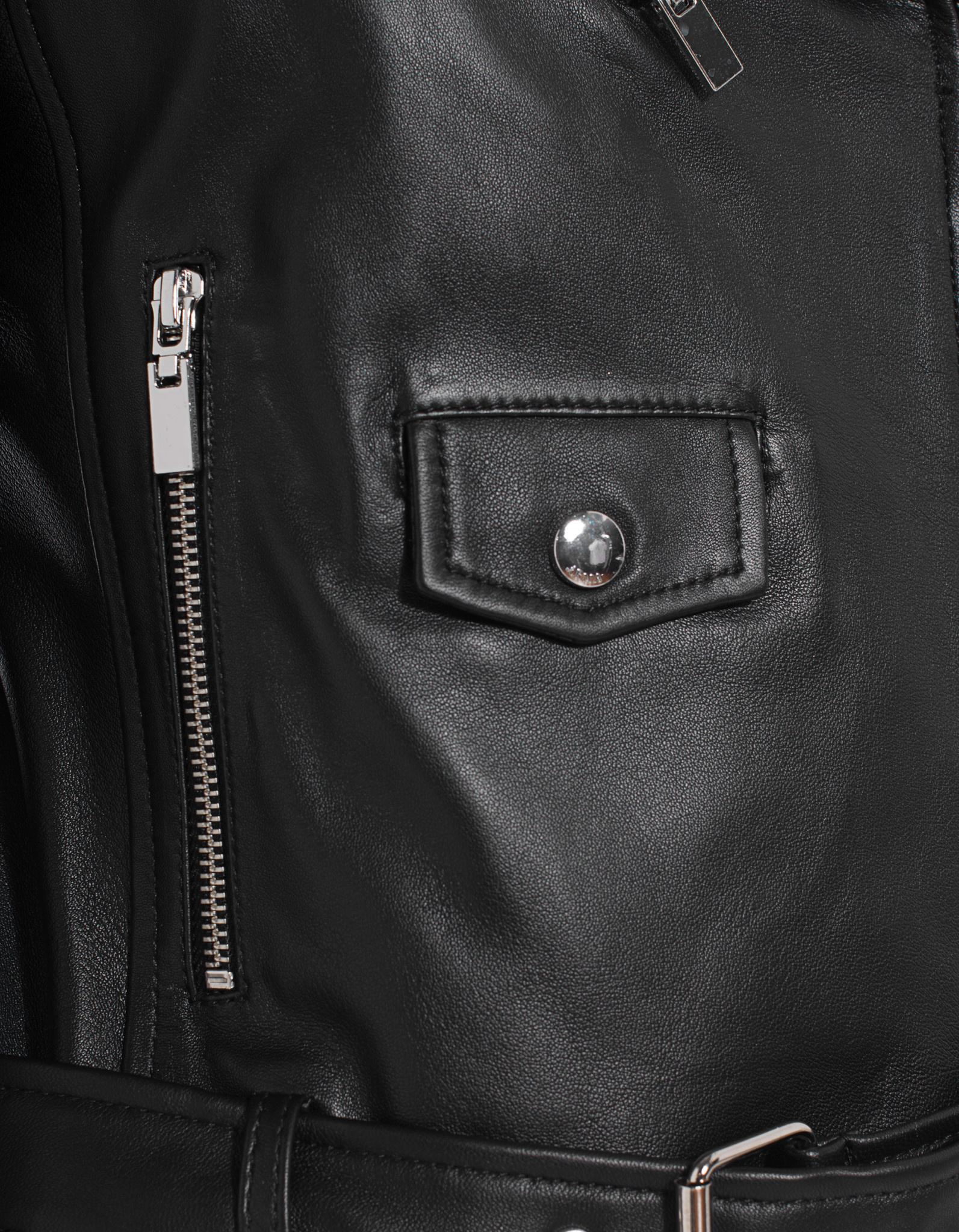 Kylie leather jacket arma-5