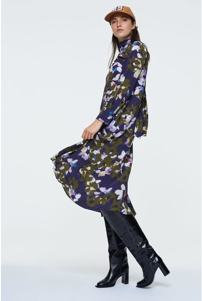 Floral graphics dress Dorothee schumacher