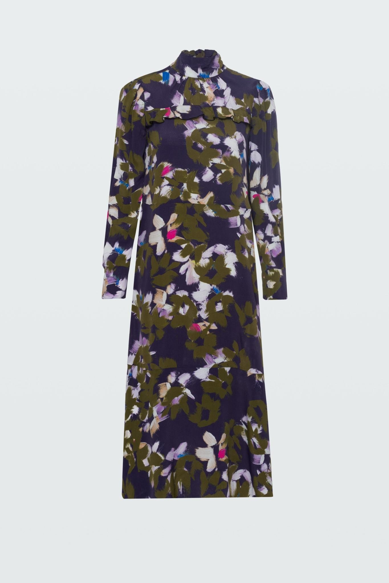 Floral graphics dress Dorothee schumacher-2