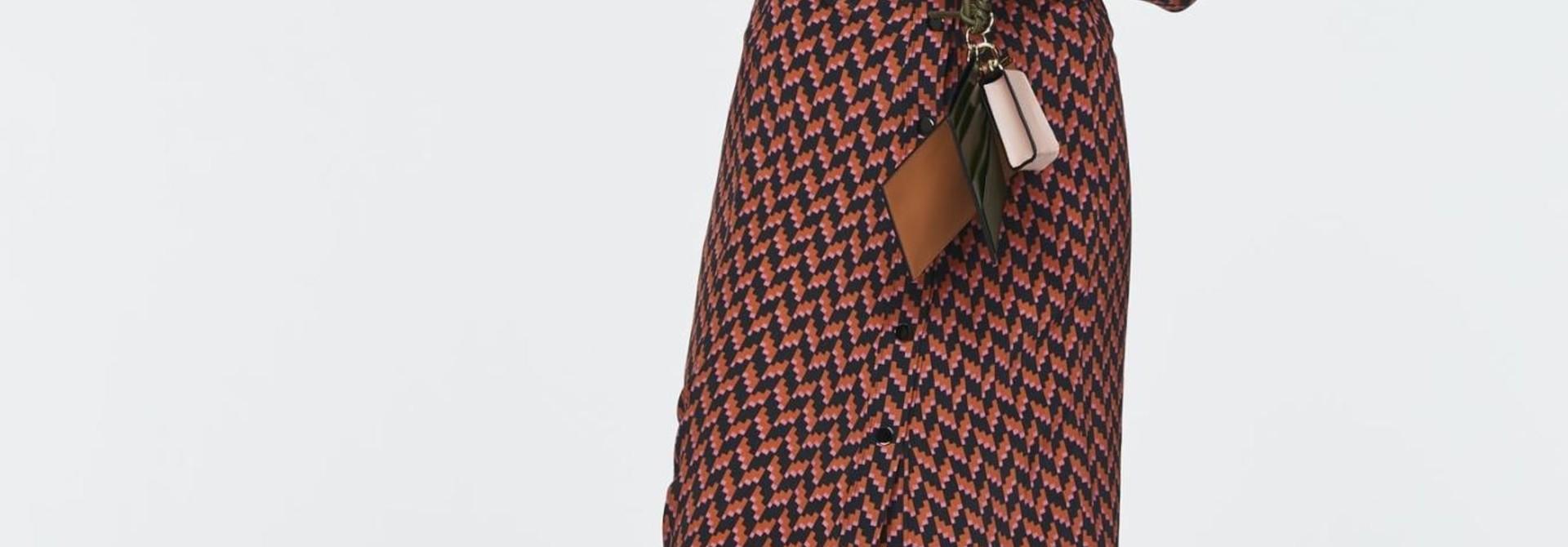 Graphic power dress Dorothee Schumacher