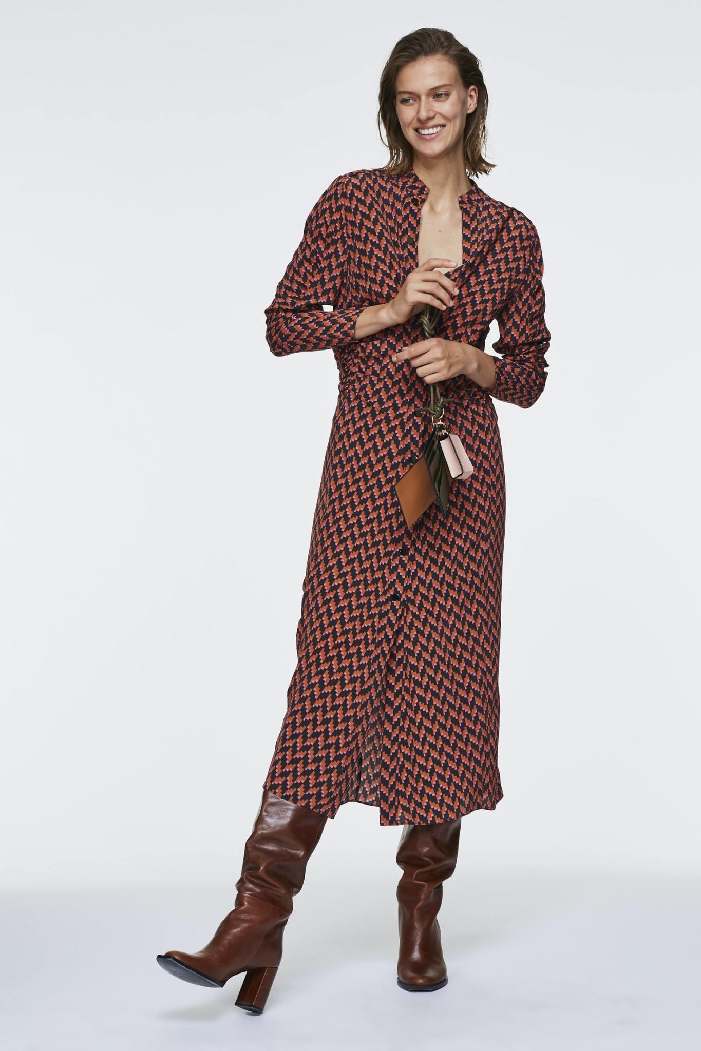 Graphic power dress Dorothee Schumacher-1
