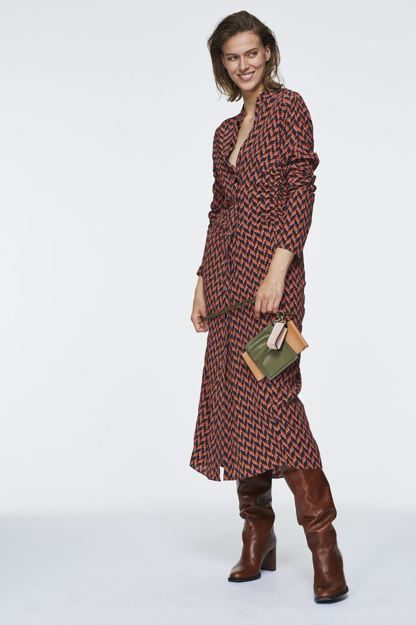 Graphic power dress Dorothee Schumacher-3