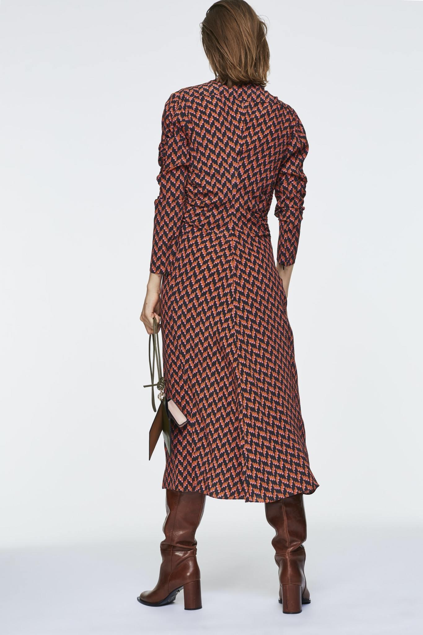 Graphic power dress Dorothee Schumacher-4