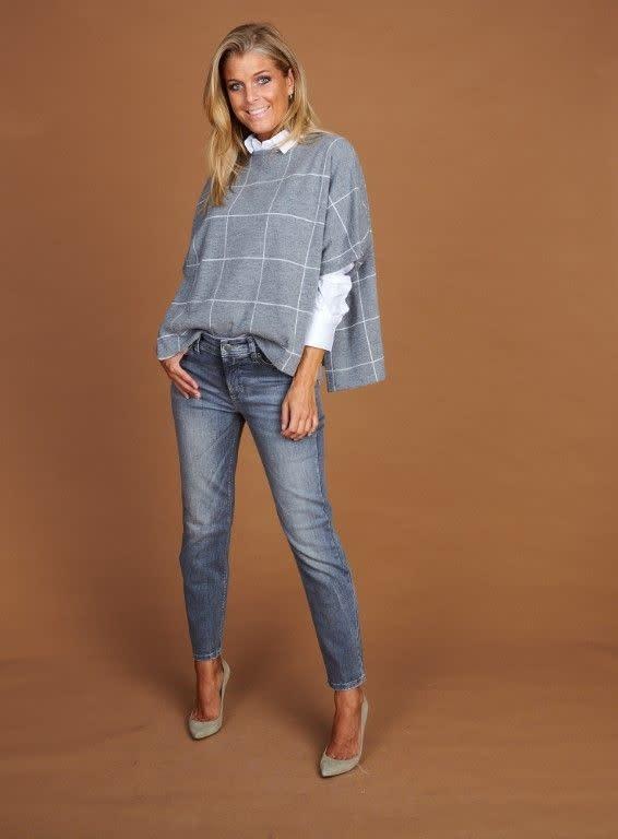 Knitted sweater Kash MA726-1
