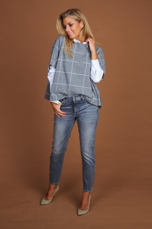 Knitted sweater Kash MA726-2