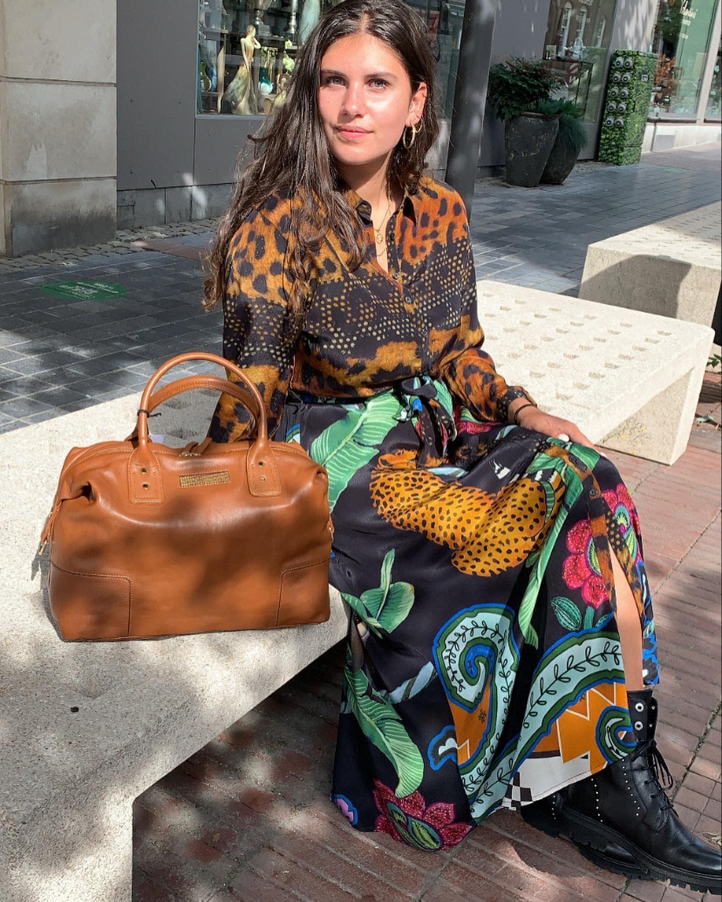 Safari dress Yess-1