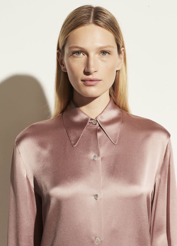 Shade color blouse Vince-1
