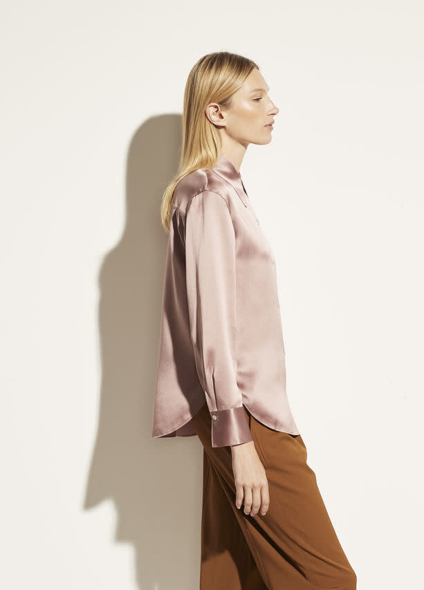 Shade color blouse Vince-2