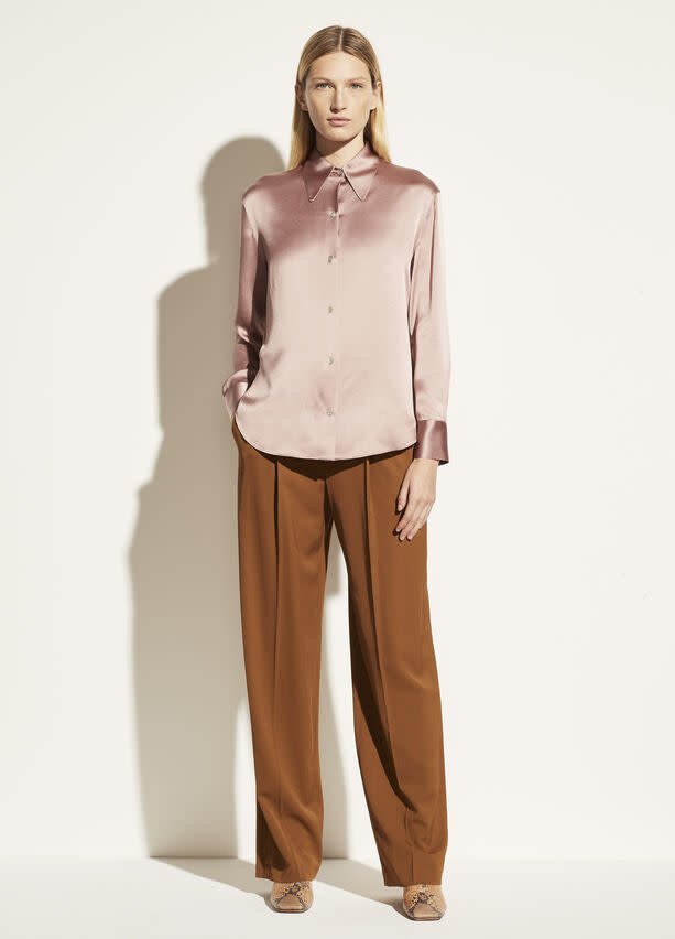 Shade color blouse Vince-4