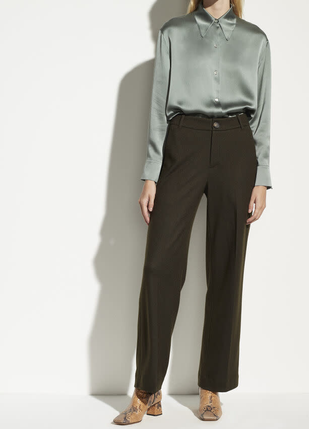 Cosy wide leg pants vince-2