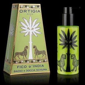 Ortigia Sicilia bath and shower gel fico d'india 250 ml